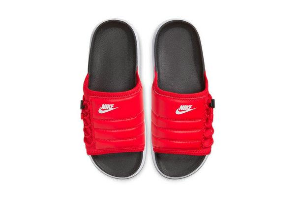 Nike 全新 Asuna Slide 夏季拖鞋系列现已上架,清凉一夏