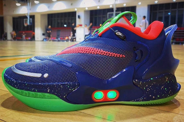Nike Adapt BB 2.0 鞋款全新篮球之星主题配色曝光