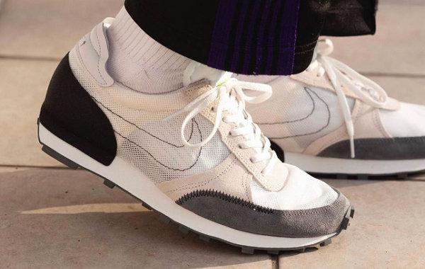 Nike Daybreak Type N.354 全新鞋款亮相,黑白两配色~