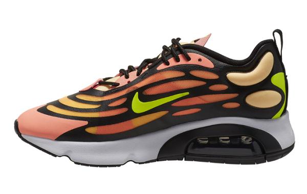 """Nike Air Max 200""""朝霞""""配色鞋款发售,运用高级材质"""