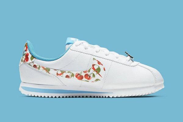 阿甘鞋 Nike Cortez 全新野餐主题配色曝光,清爽造型