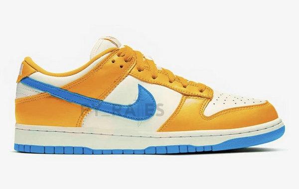 Kasina x Nike 全新联名 Dunk Low 鞋款曝光,两款配色