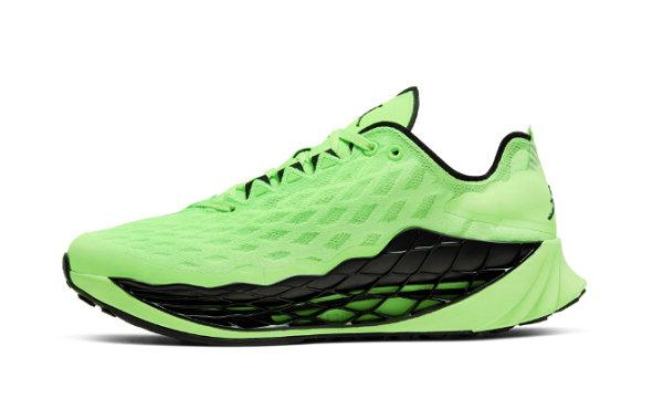 Jordan Zoom Trunner Ultimate 鞋款发售,亮绿色加持~