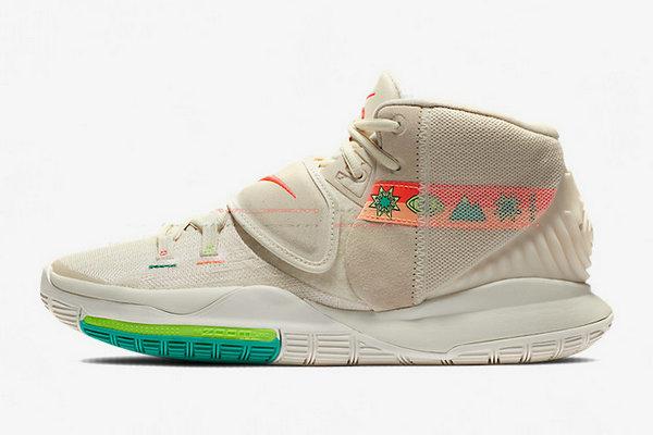 """Nike Kyrie 6 鞋款全新""""N7""""主题配色曝光,民族风细节!"""