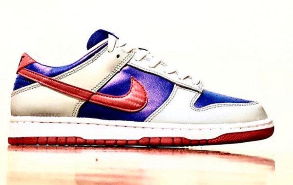 "Nike Dunk Low""Samba""鞋款七月发售,稀有日本限定"