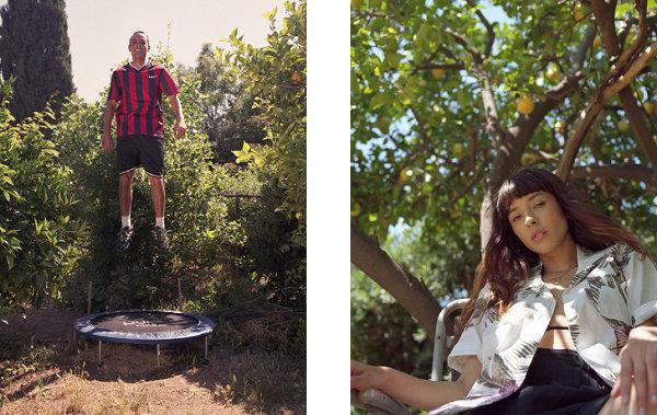 HUF 2020 夏季 Lookbook 单品发售,悠闲的假日