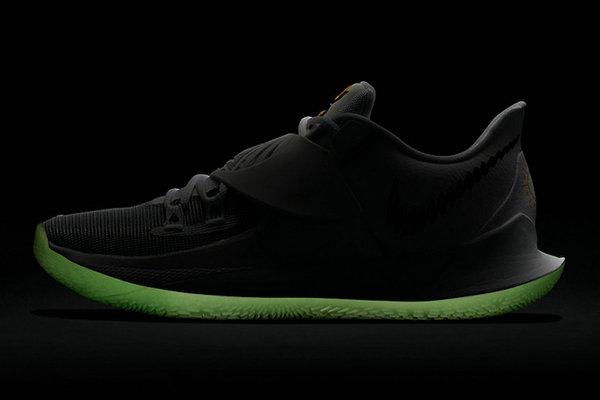 欧文全新战靴 Kyrie Low 3 首度曝光,个性与辨识度十足