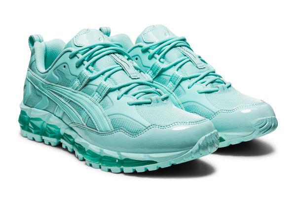 亚瑟士 x GmbH 全新联名 GEL-NANDI 360 鞋款上架发售