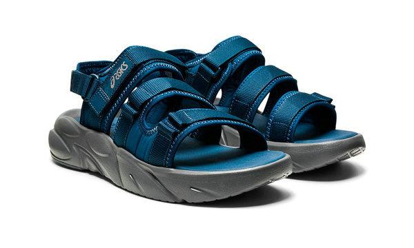 亚瑟士全新 GEL-BONDAL 凉鞋系列上架发售,复古配色