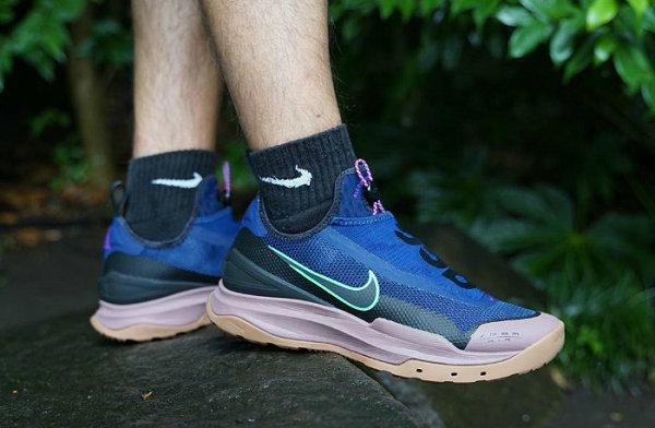 耐克 ACG Air Zoom AO 鞋款蓝、紫新色即将上市,一眼种草!