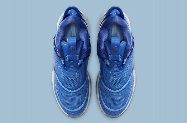 """耐克 Adapt BB 2.0 皇家蓝配色""""Royal Blue""""鞋款抢先预览"""