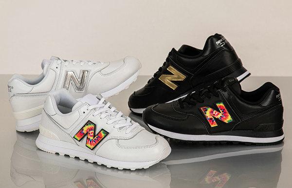 新百伦日本限定 ML574 鞋款系列亮相,可替换 N 字 logo