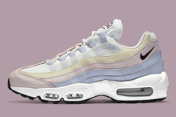 Air Max 95 鞋款全新「Ghost」配色上架发售,超高颜值