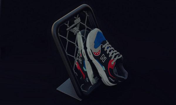 新百伦 x WHIZ LIMITED x mita sneakers 全新三方联名鞋款释出