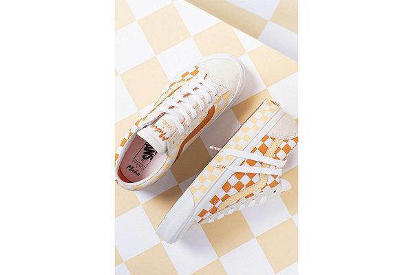 Vans Vault x Maha Amsterdam 联名鞋款上架,尽显荷兰风情