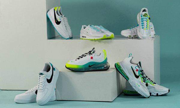 Nike 全新 Worldwide Pack 系列鞋款明日登陆,六种鞋型