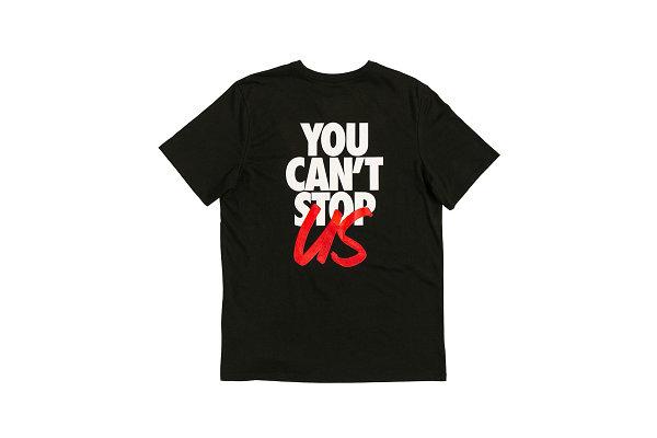 """日潮 Sacai x 耐克联名""""You Can't Stop Us""""系列明日开售"""