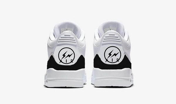 藤原浩闪电 x AJ3 联名黑白闪电配色鞋款-2.jpg