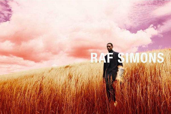 Raf Simons 2020 全新秋冬系列广告大片赏析,迷幻之旅
