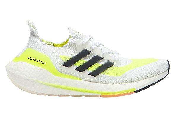 阿迪达斯 Ultraboost 2021 鞋款系列预览,迎合厚底需求?