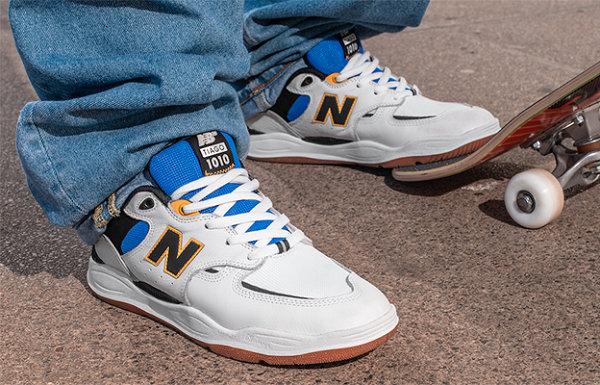 新百伦 Numeric x Tiago Lemos 联名 1010 板鞋即将发售
