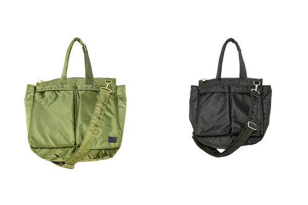 Sacai x PORTER 全新联名袋包系列上架发售