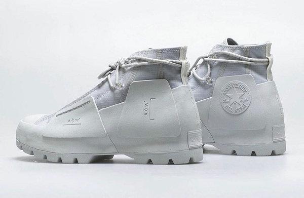 匡威 x A-COLD-WALL* 全新联名鞋款系列预览,高街气质