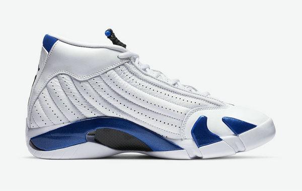 """AJ 14 鞋款全新""""Hyper Royal""""配色官图发售情报一并释出"""