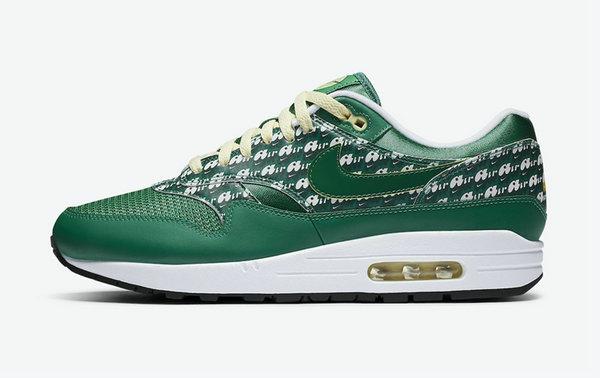 Air Max 1 鞋款全新「绿色柠檬水」主题配色即将上架