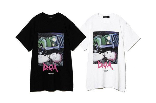 Undercover x《D.O.A.》全新联名别注系列发布,朋克基因