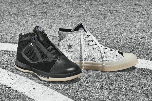 匡威 Chuck 70 x Air Jordan 16 联名鞋款套装来袭~