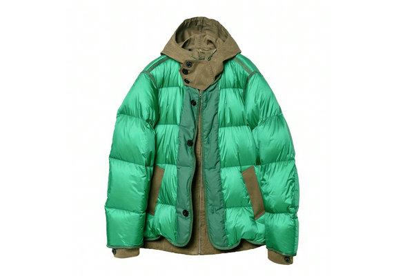 Sacai x Ten C 全新秋冬联名系列服饰释出,三种风格