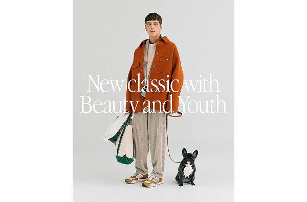 新百伦 x BEAUTY&YOUTH 全新联名 RC205 鞋款系列即将登场