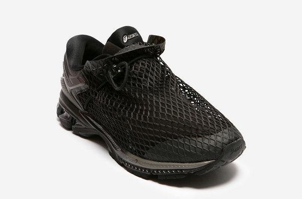 亚瑟士 x Vivienne Westwood 联名 GEL Kayano 26 鞋款预览