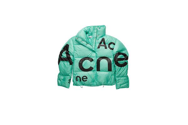 Acne Studios 2020 秋冬羽绒服别注系列上市