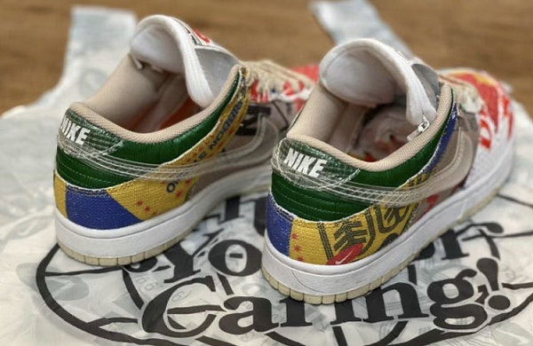 """Dunk Low 全新""""Thank You For Caring""""鞋款预计 2021 年登场"""