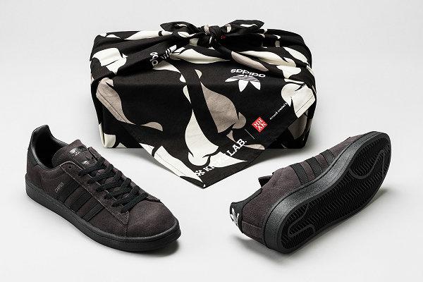 KICKS LAB x 阿迪达斯 2020 秋冬联名鞋款开售,栗棕主调