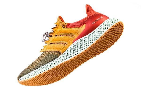 阿迪达斯 x Social Status 全新联名 Ultra4D 鞋款释出
