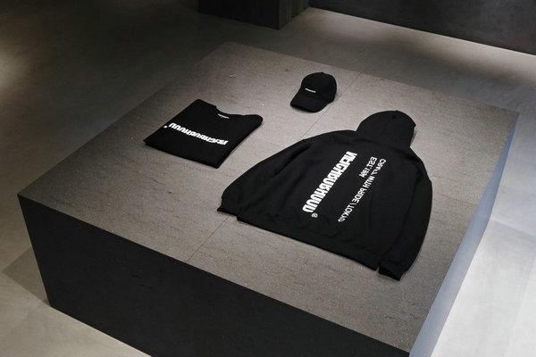 NEIGHBORHOOD 中国首家专门店明日揭幕,地标上海