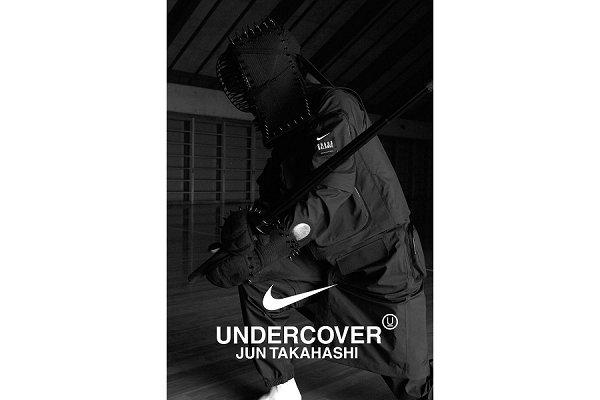 Undercover x 耐克联名 2020 假日系列公布,运动机能设计