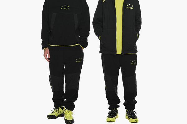 亚瑟士 x IAB Studio 全新联名鞋款及服饰系列即将登场