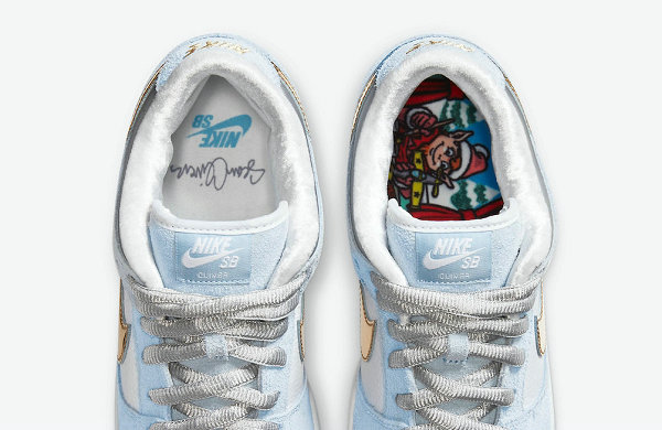 Sean Cliver 联名 Dunk SB Low 鞋款发售详情释出~