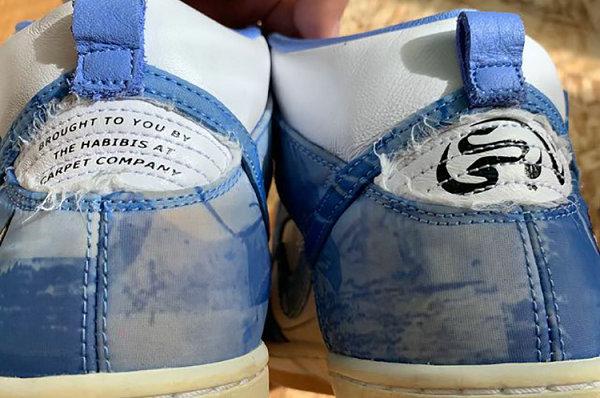 Carpet Company 联名 SB Dunk High 鞋款预计 2021 年发售