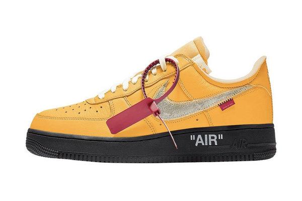 Off-White x AF1 联名鞋款「University Gold」配色1.jpeg