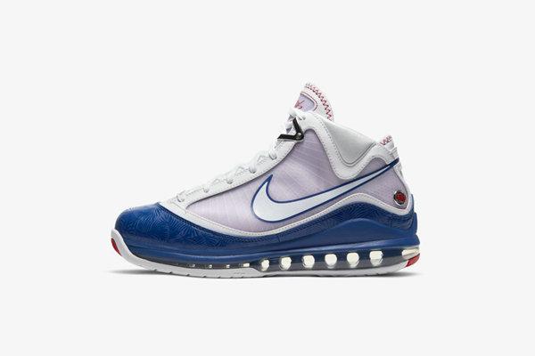 "LeBron 7 鞋款全新""Dodgers""配色下周来袭"