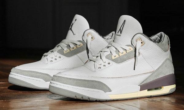 A Ma Maniére x Air Jordan III 联名鞋款首次曝光