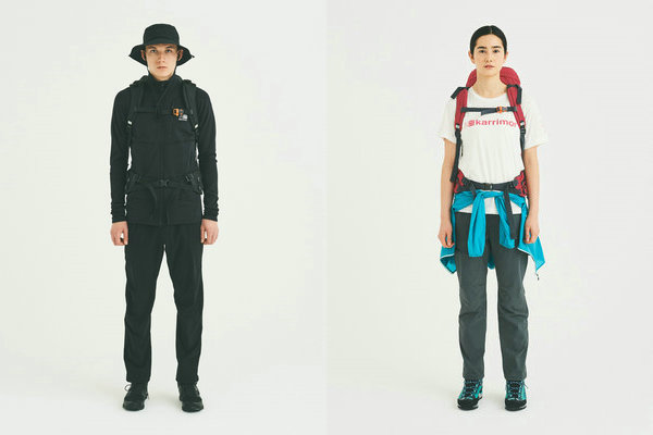 Karrimor 2021 全新春夏系列 Lookbook 赏析
