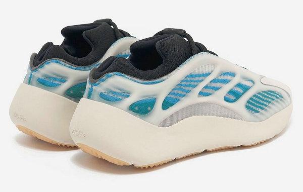 "YEEZY 700 V3 全新""Kyanite""配色鞋款发售详情及官图释出~"