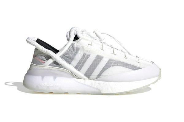阿迪达斯 x Craig Green 联名 ZX 2K Phormar II 鞋款三色公布