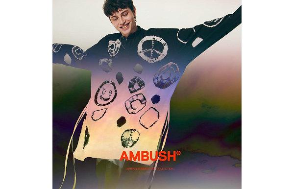 "AMBUSH 全新""SHIBORI""睡衣衬衫系列登陆东京门店"